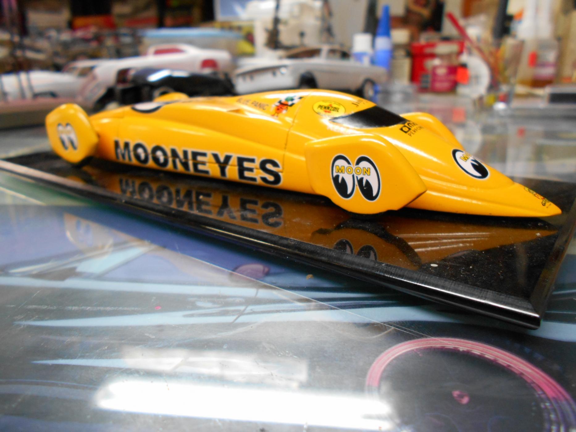 Salt Flat Car - Drag Racing Models - Model Cars Magazine Forum