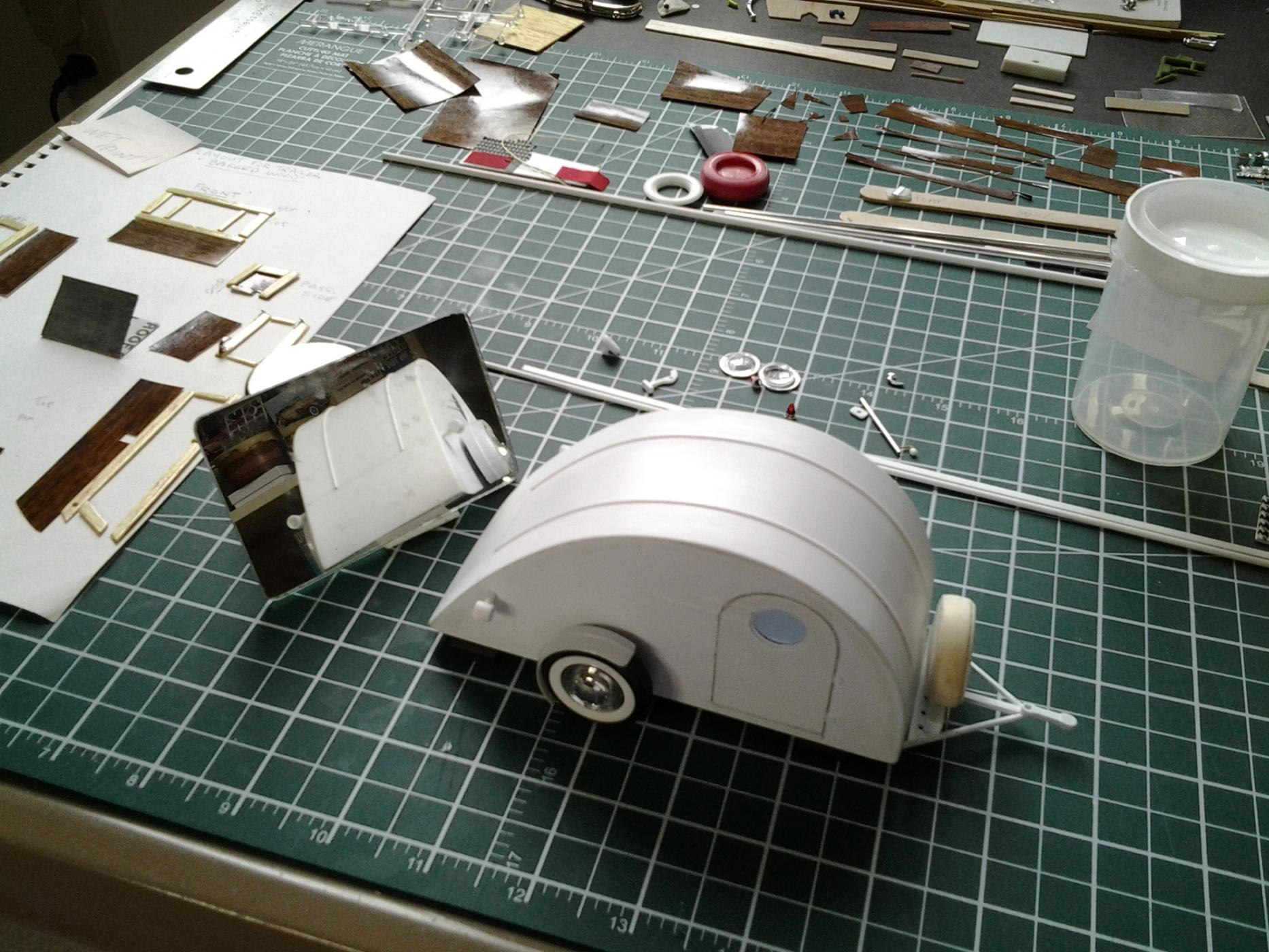 Lets see your scratch built trailers - All the Rest ...