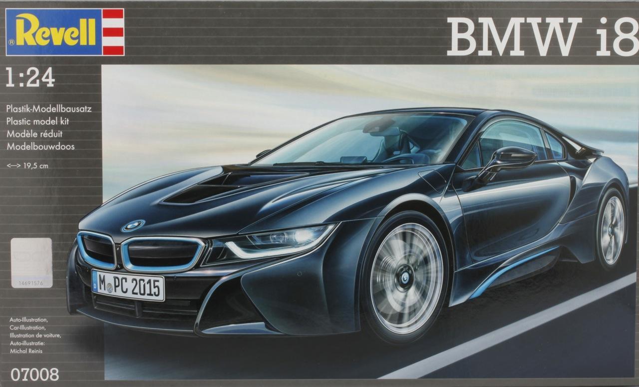 Revell Germany Bmw I8 Car Kit News Amp Reviews Model