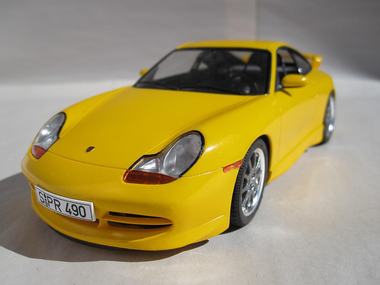 porsche 911 gt3 tamiya 1 24 under glass model cars magazine forum. Black Bedroom Furniture Sets. Home Design Ideas