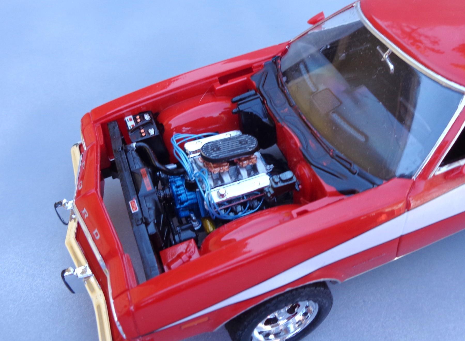 Starsky And Hutch Car Model Kit Build