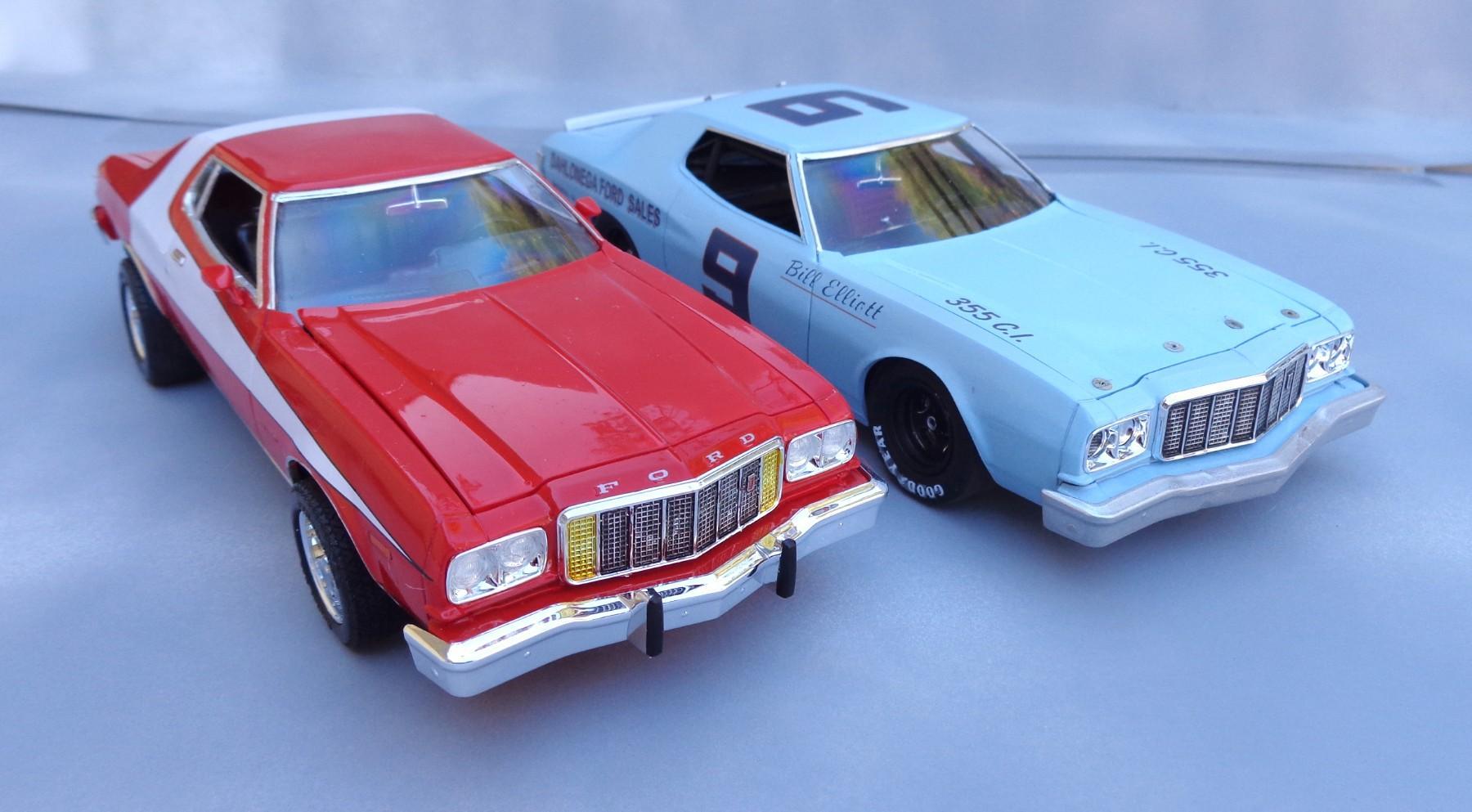 Starsky hutch slot car