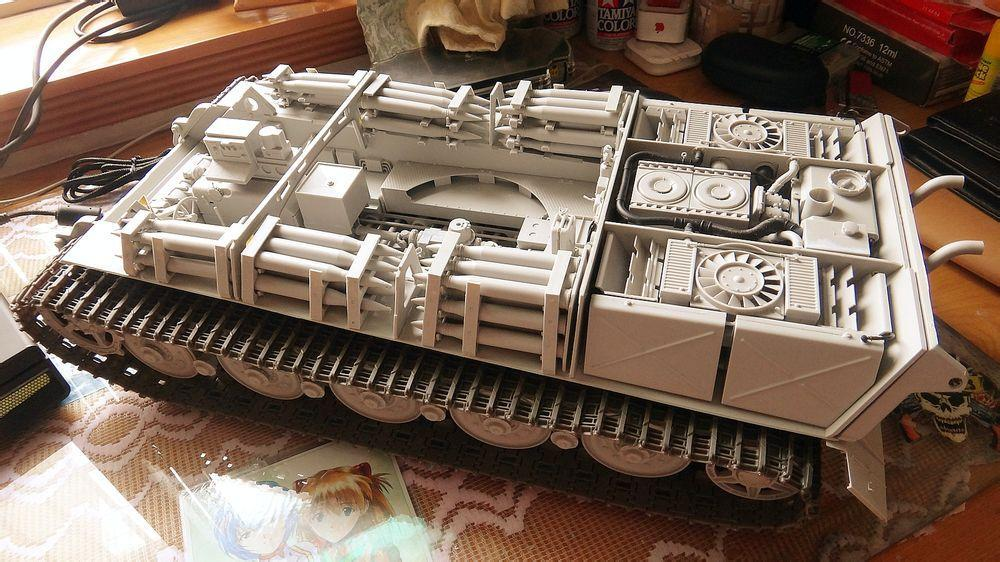 Trumpeter 1 16 King Tiger All The Rest Model Cars Magazine Forum