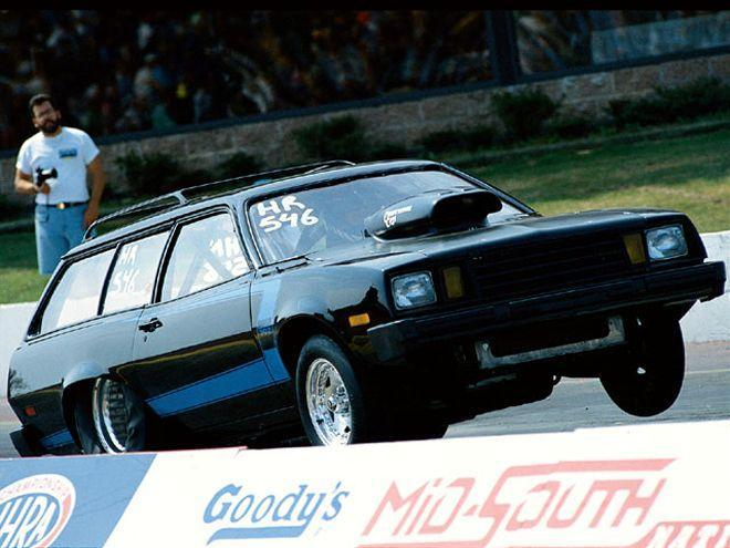 Carl Black Chevy >> Attempting to build a Pinto Wagon,drag car - On The ...