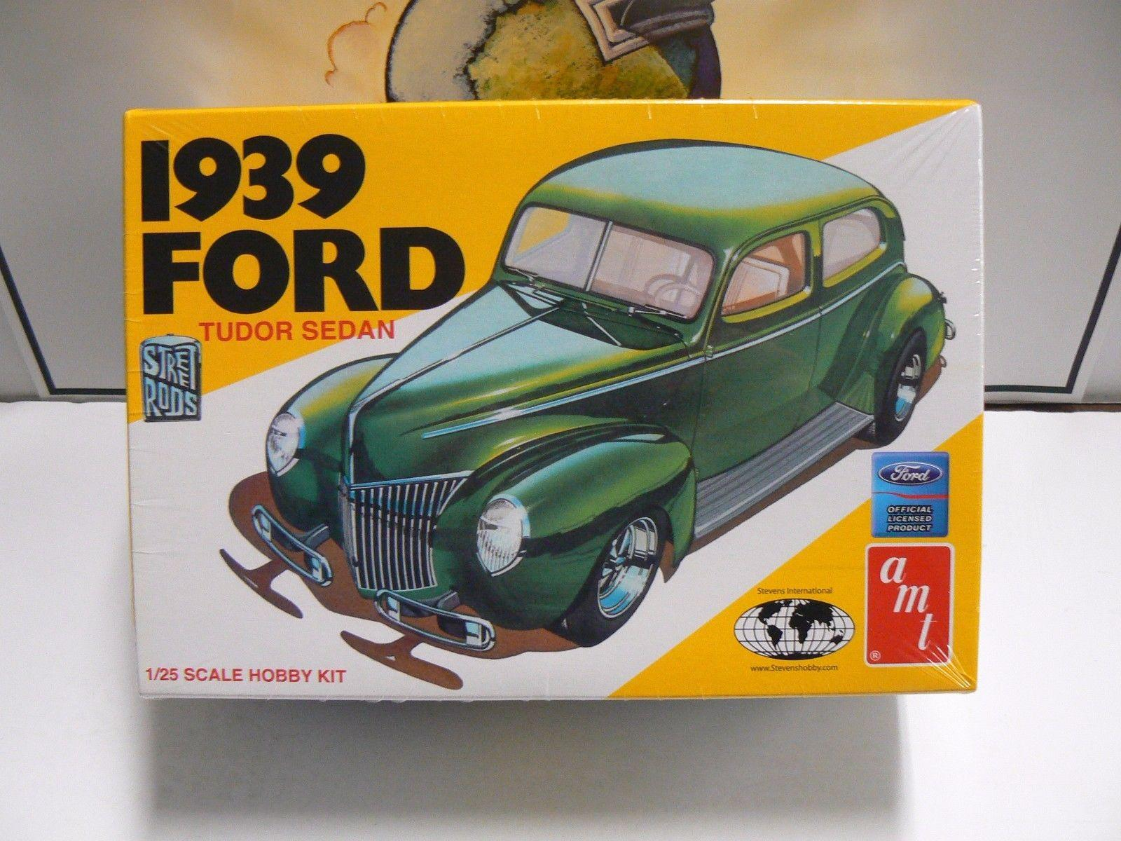 amt 1939 1940 ford sedan car kit news reviews model cars rh modelcarsmag com