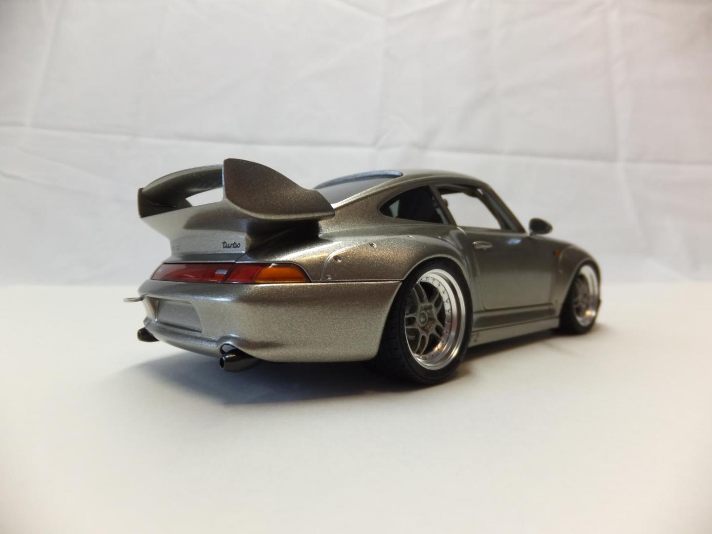 tamiya porsche 911 gt2 street vers under glass model cars magazine forum. Black Bedroom Furniture Sets. Home Design Ideas