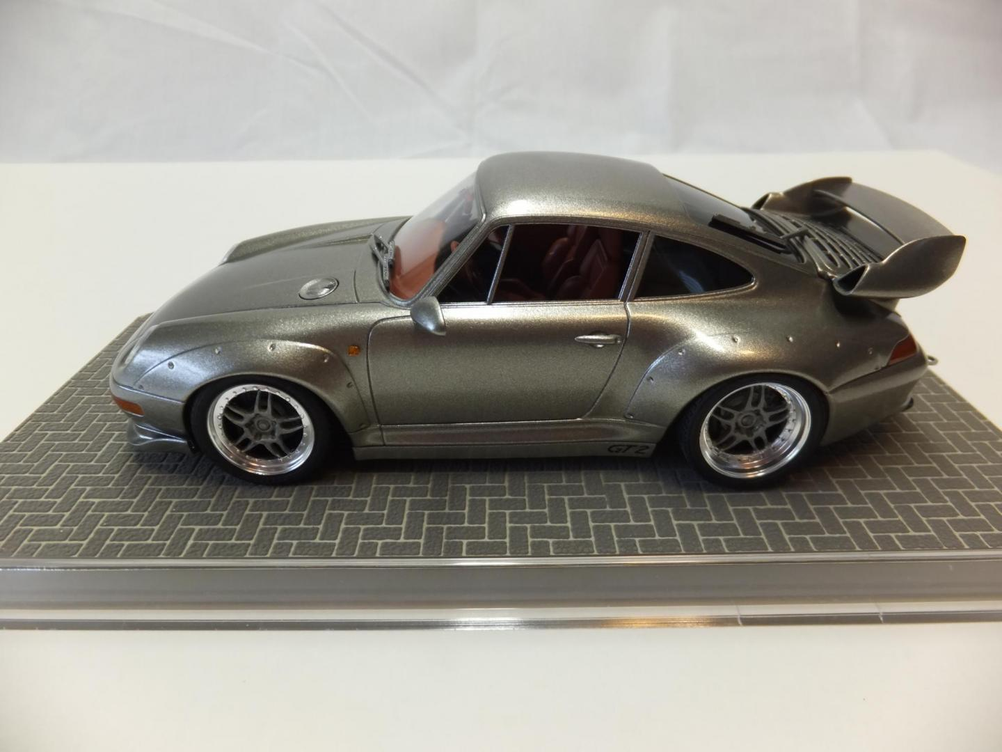 tamiya porsche 911 gt2 street vers under glass model cars magazine forum. Black Bedroom Furniture Sets. Home Design Ideas