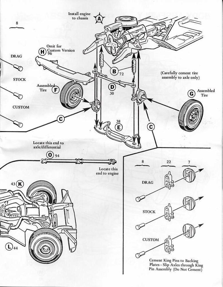amt 58 impala car kit news reviews model cars magazine forum 58 Impala American Graffiti 1958 chevrolet impala page 7 vi thumb jp