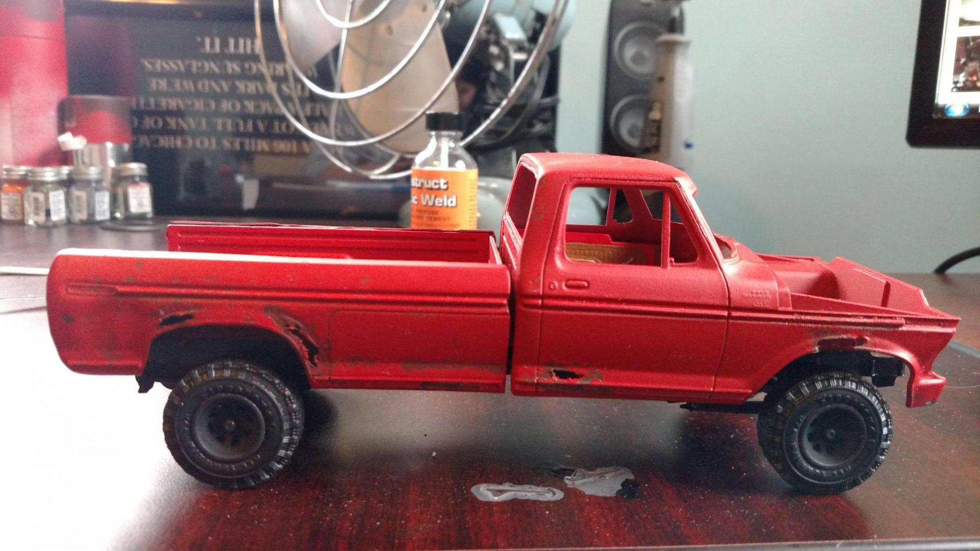 Used Cars Bay Area >> '78 Ford 4x4 beater / scrapper's truck - On the Workbench: Pickups, Vans, SUVs, Light Commercial ...