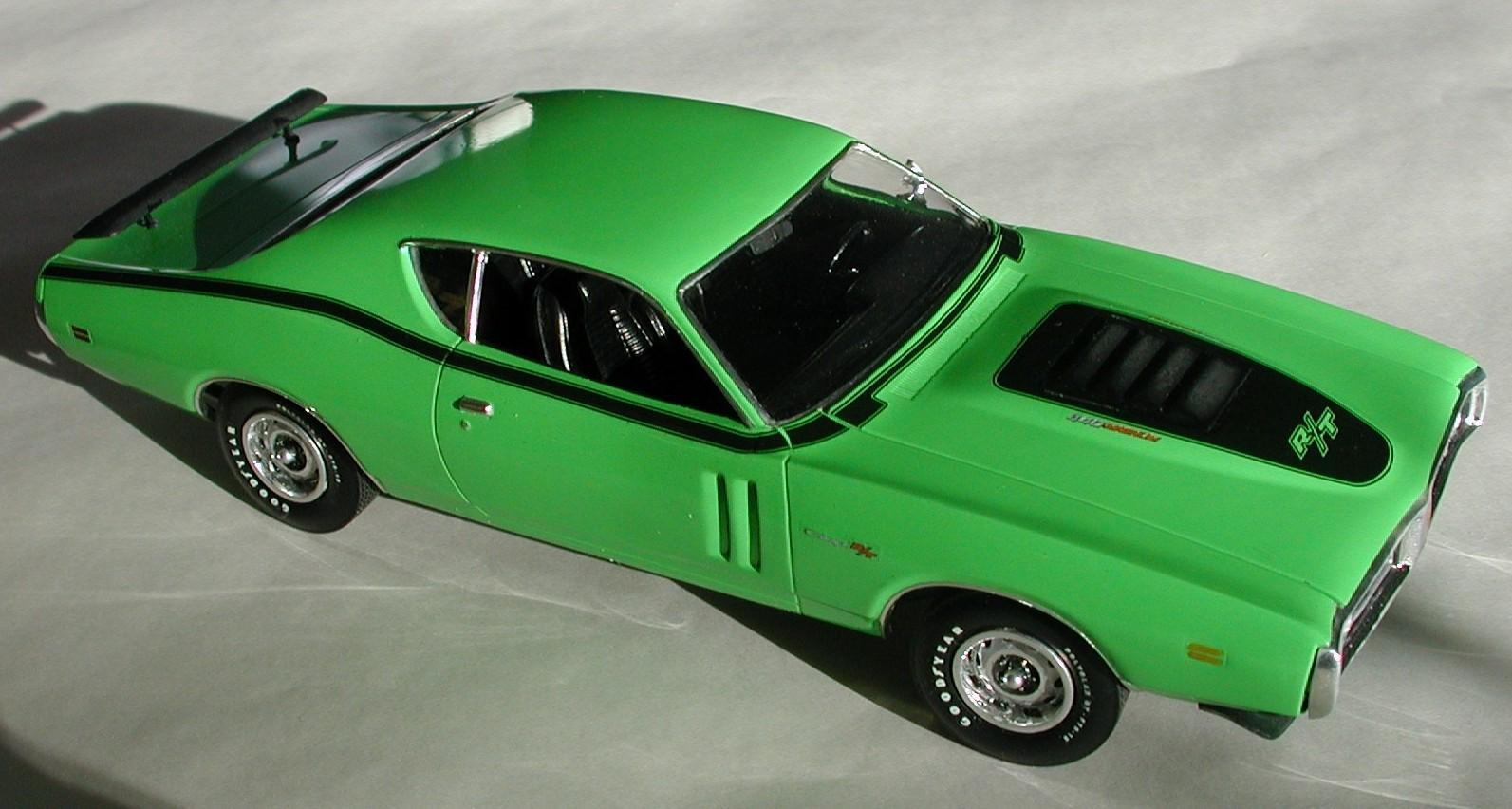 AMT 1971 Dodge Charger R/T Dirty Donny - Car Kit News ...