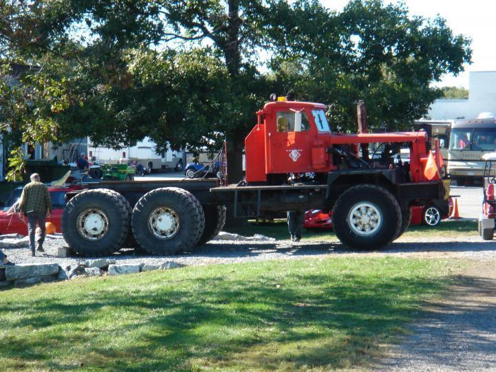Semi Tractor Front Axle : Anyone know where i can get a front drive axle for