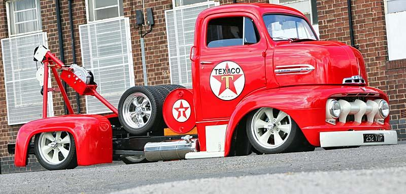 1951 ford coe tow - photo #35