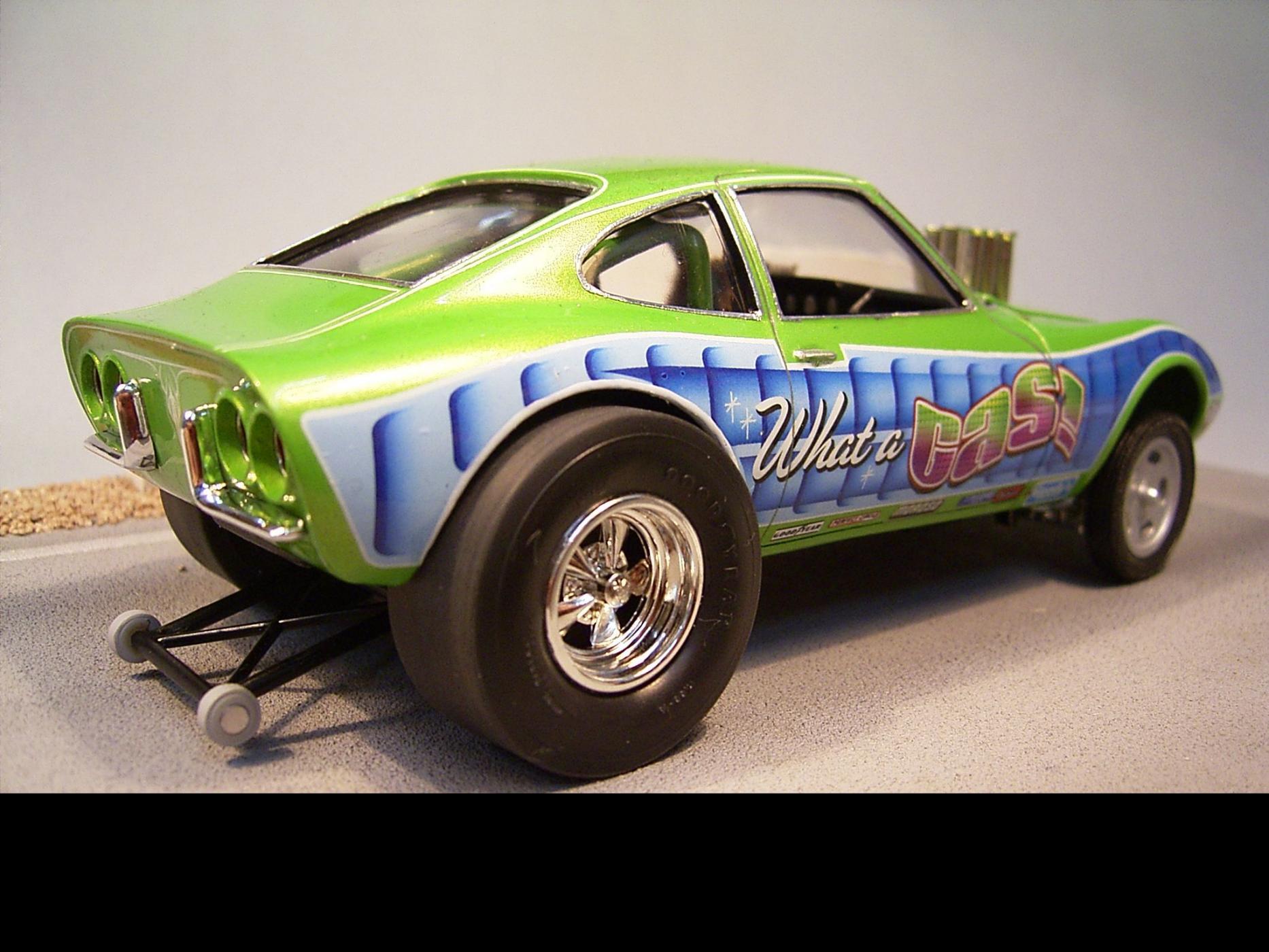 opel gt gasser drag racing models model cars magazine forum. Black Bedroom Furniture Sets. Home Design Ideas