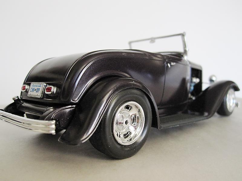 1932 Ford roadster - Under Gl - Model Cars Magazine Forum