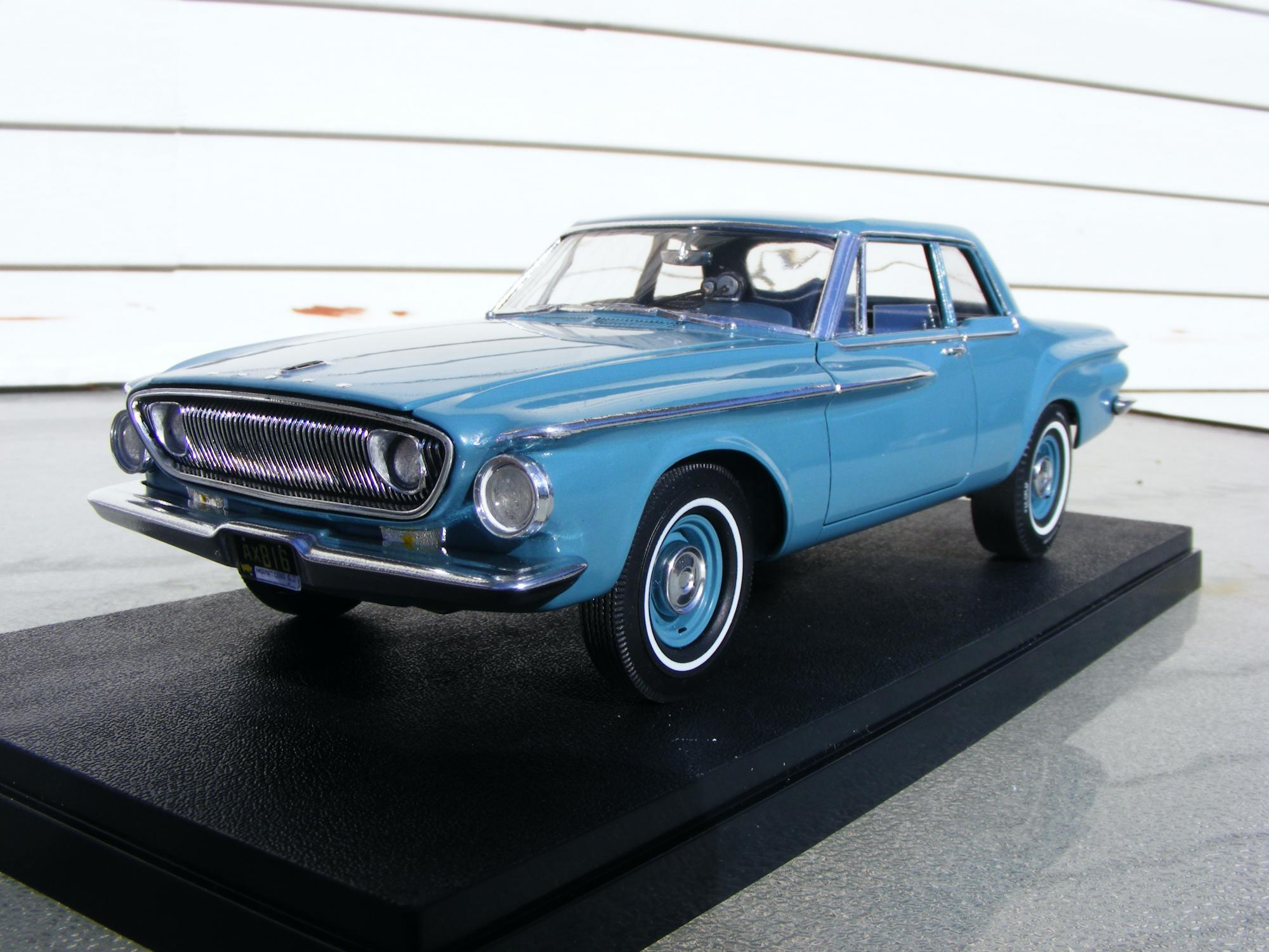 Johan 1962 Dodge Dart 330 Max Wedge Model Cars Model Cars Magazine Forum