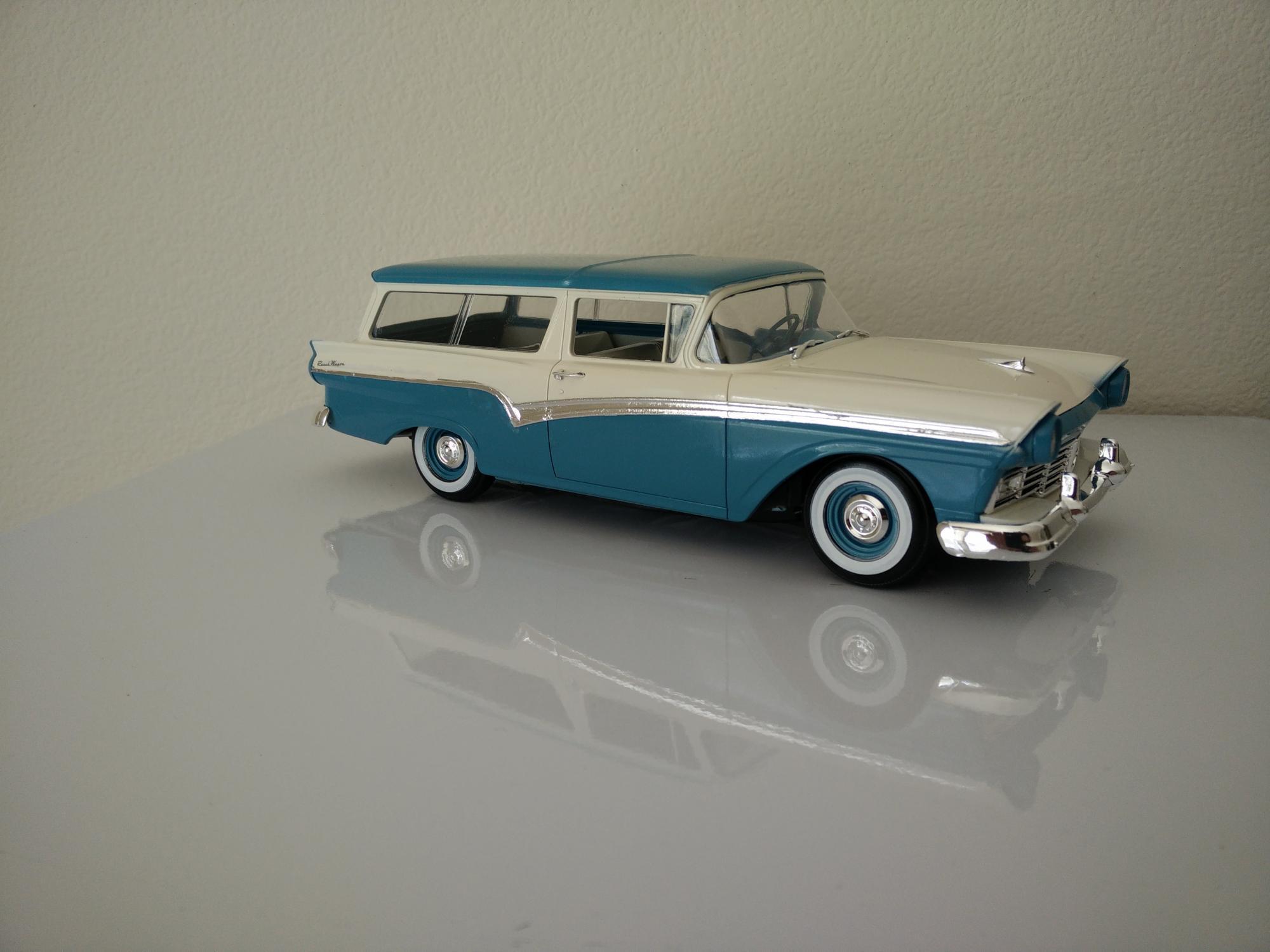 1957 Ford Del Rio Ranch Wagon - 0425