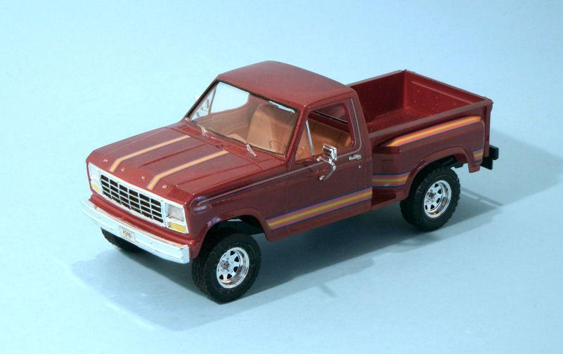 Ford F Flareside Pickup Red Thumb Jpg Ffc A Eb D B C Cd on 1991 Dodge Dakota Commercial
