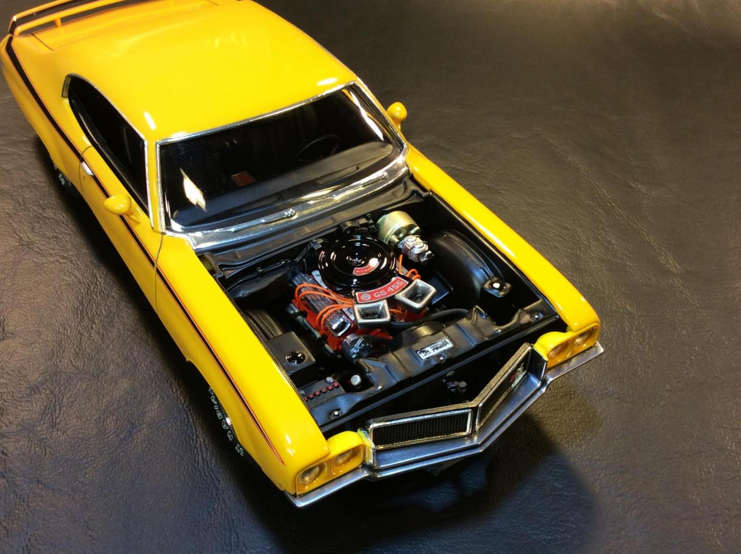 '70 Buick GSX - Under Glass - Model Cars Magazine Forum