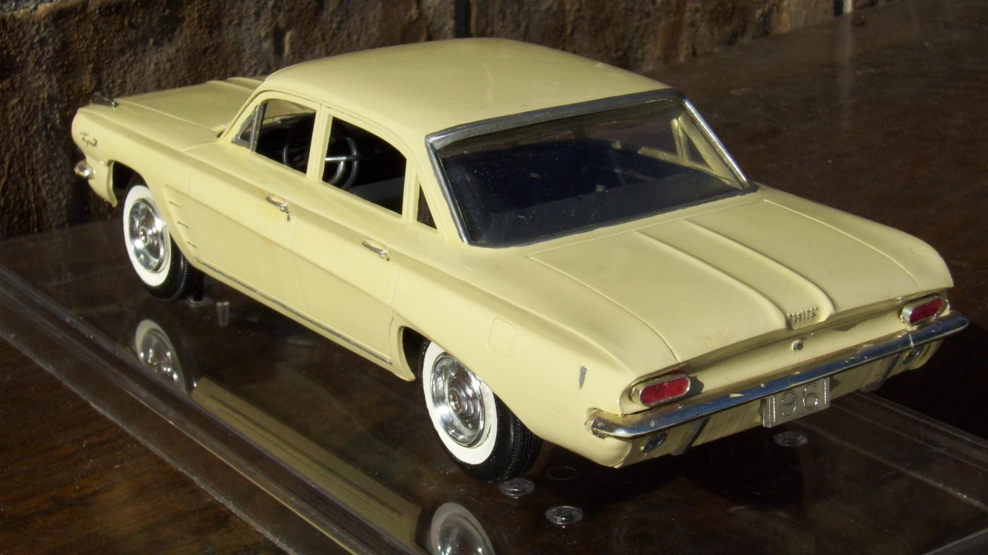 1961 Pontiac Tempest Under Glass Model Cars Magazine Forum