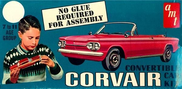 MODEL- CORVAIR 1963 Conv. by AMT- BOX ART [02].jpg