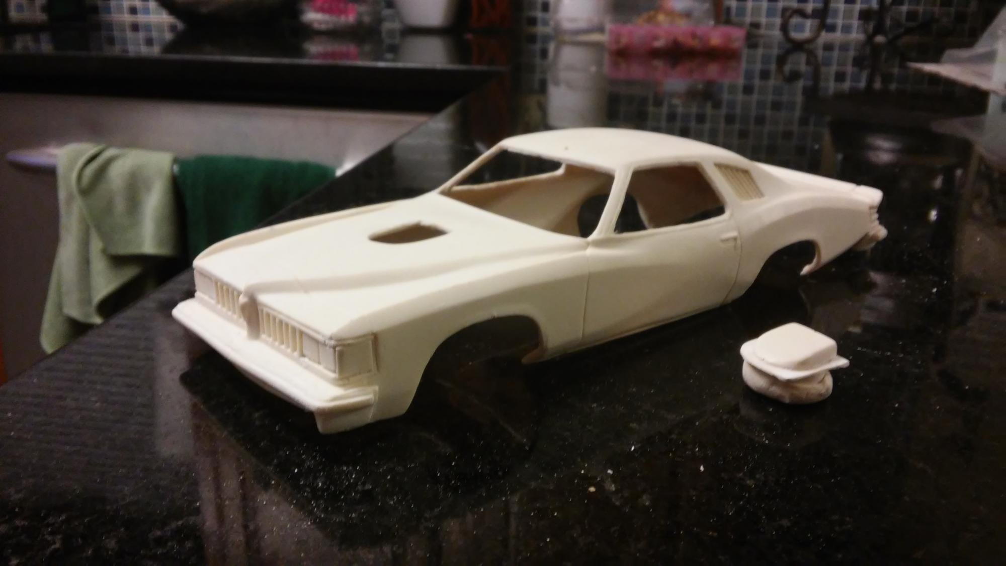 Does Anyone Do A 1977 Pontiac Can Am Resin Car Aftermarket