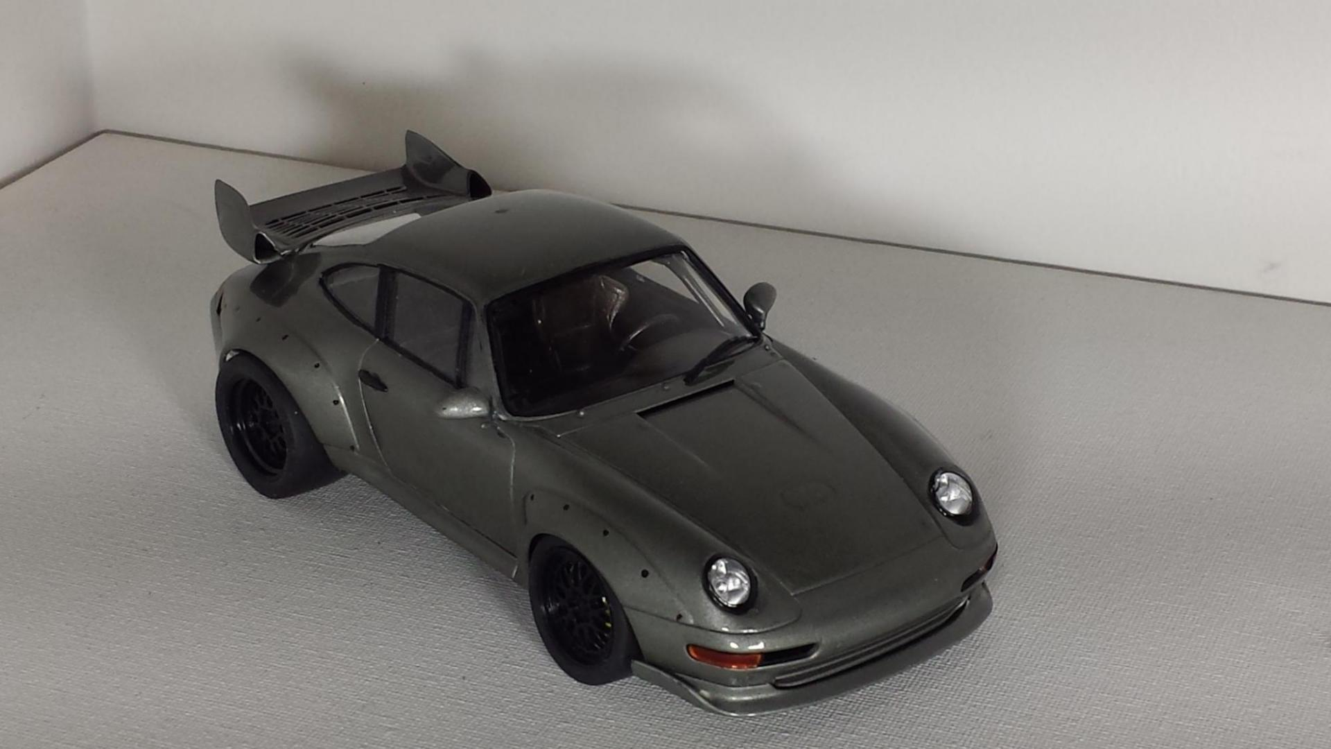 tamiya porsche 911 gt2 under glass model cars magazine forum. Black Bedroom Furniture Sets. Home Design Ideas