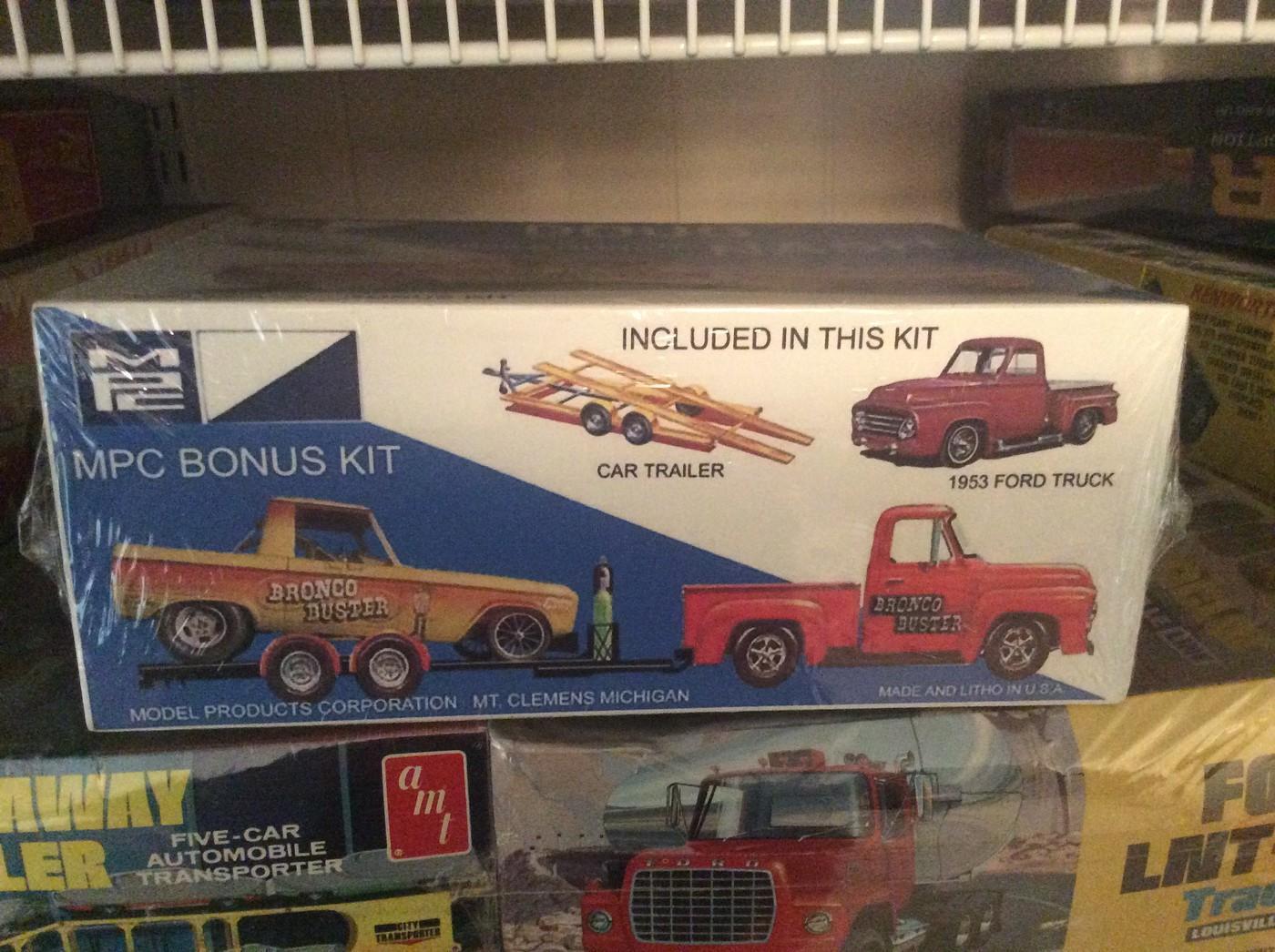Ford Truck Kits Cars