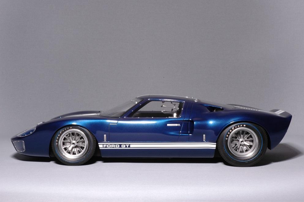 1/8 Ford GT40 Mk1 scratch built - Big Boyz - Model Cars ...