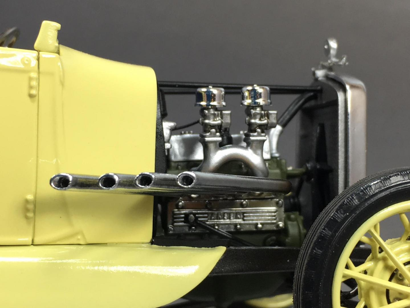 Dave Smith Used Cars >> AMT '29 Ford TROG/Box Art Build - Under Glass - Model Cars ...