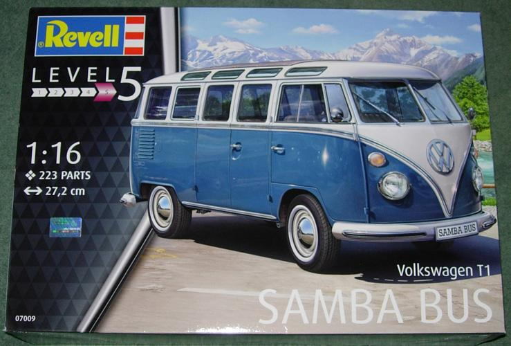 Revell 1 16 Samba Bus Is There Aftermarket Parts Car Aftermarket