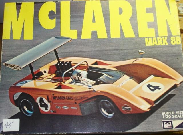 Mpc 1 20 Mclaern Mark8b Up Grade Parts Any Car Aftermarket