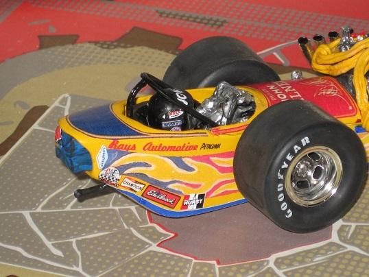 Used Cars Wisconsin >> More American Graffiti Dragster Replica - Drag Racing Models - Model Cars Magazine Forum