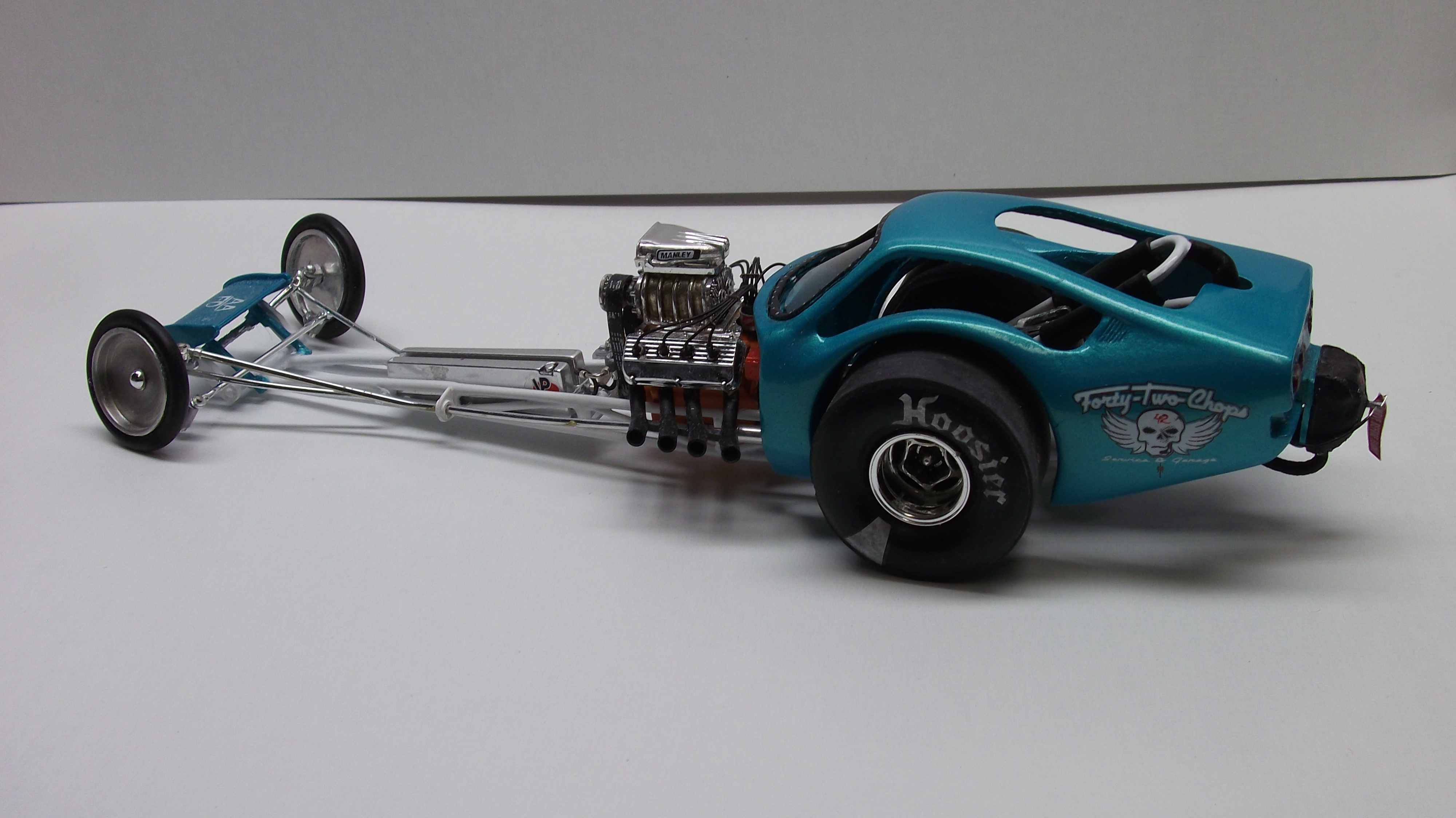71 - 73 Vega dragster - Drag Racing Models - Model Cars Magazine Forum