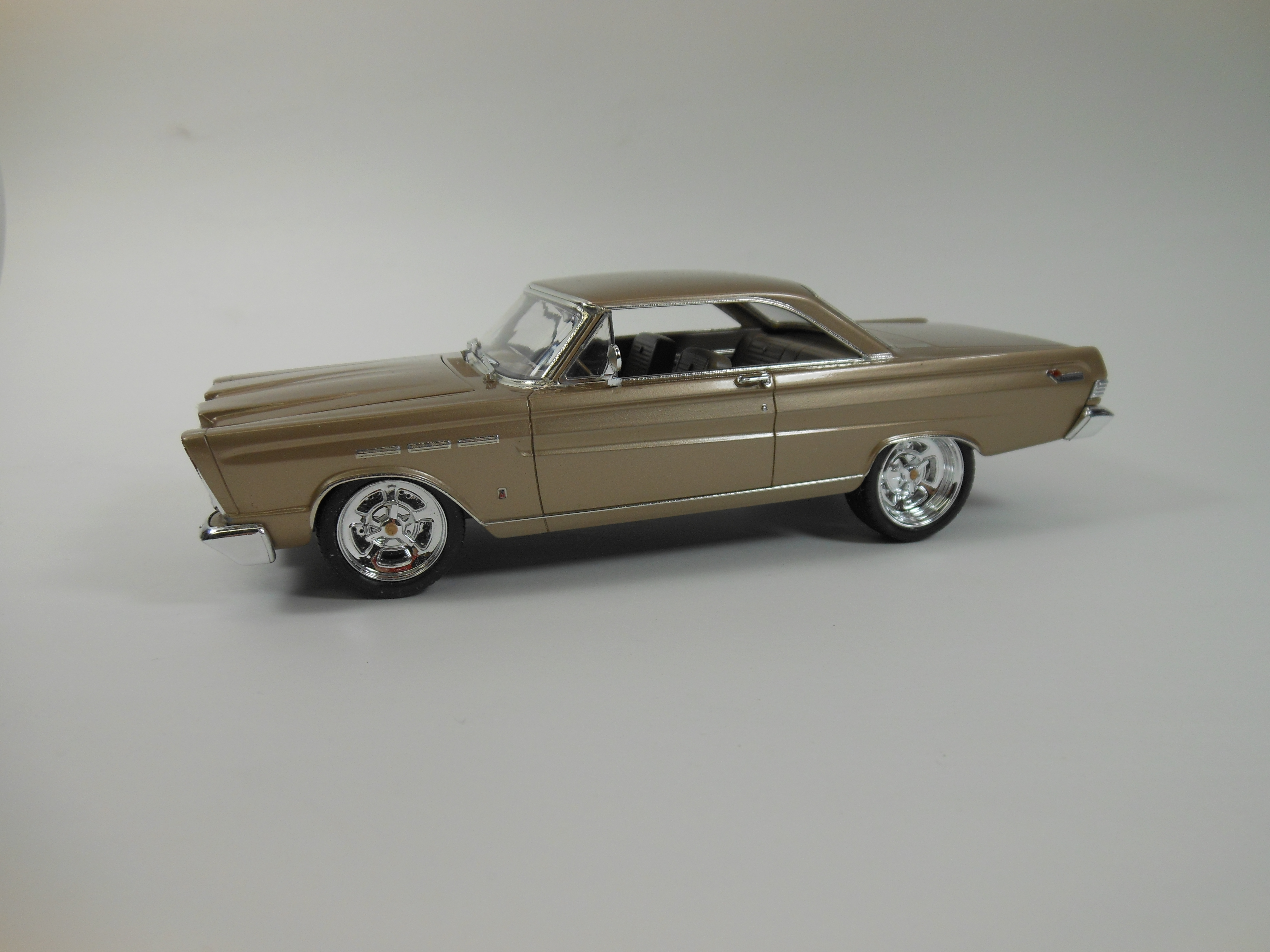 65 Comet Under Glass Model Cars Magazine Forum