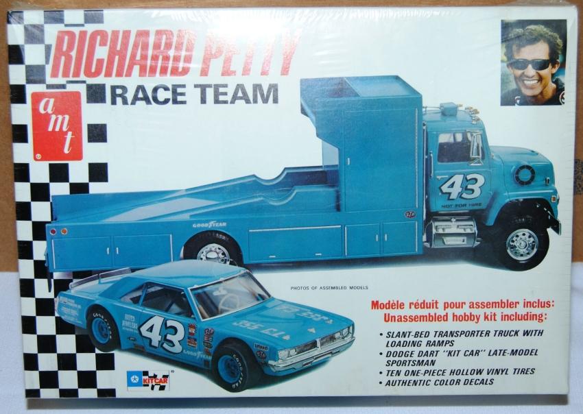 NASCAR Plastic Models | Stunod Racing