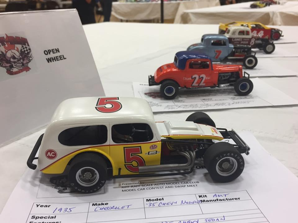2nd Annual River City Rumble Contests And Shows Model Cars