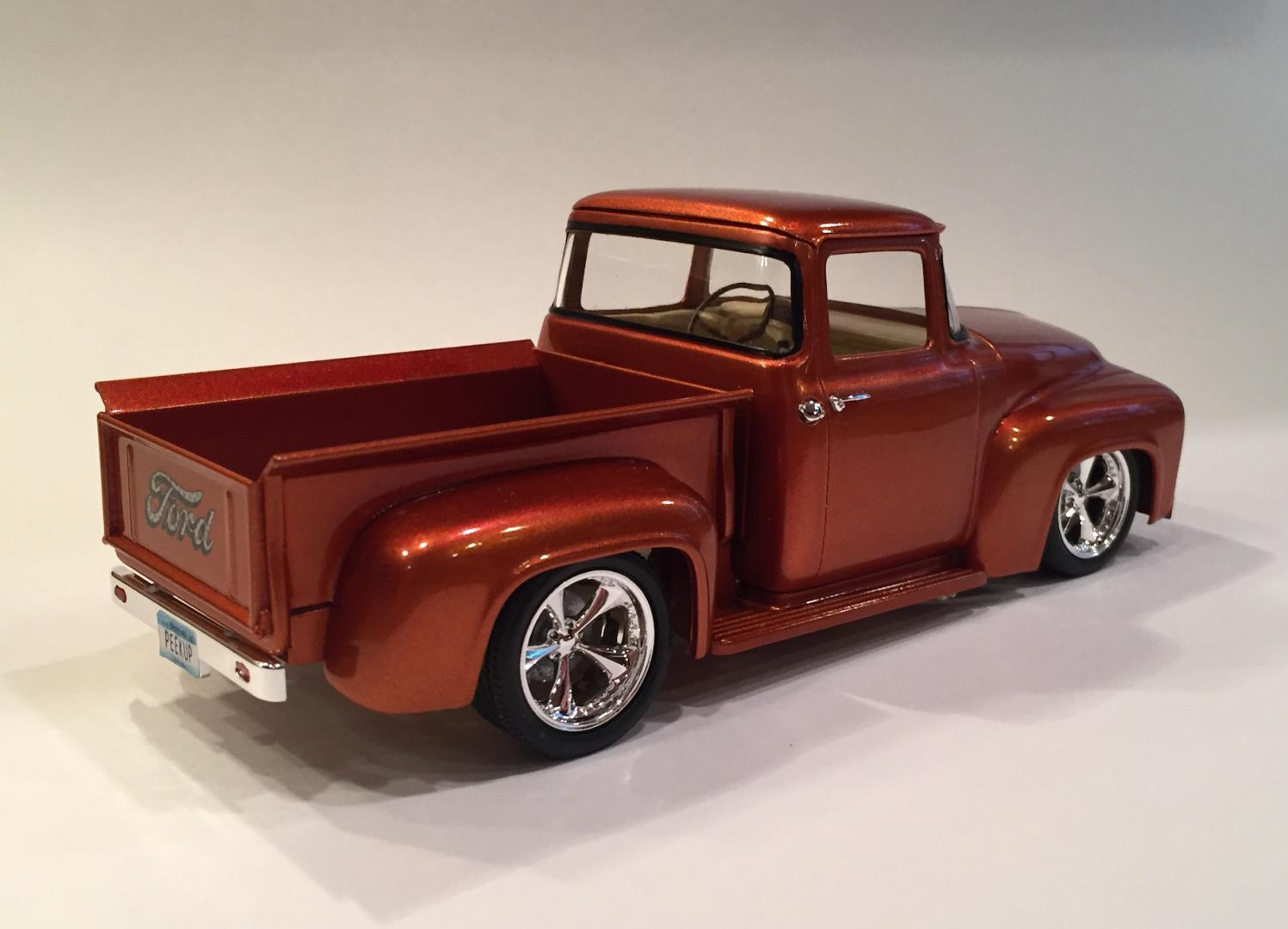 Foose Ford Pickup Photos Page 4 Truck Kit News