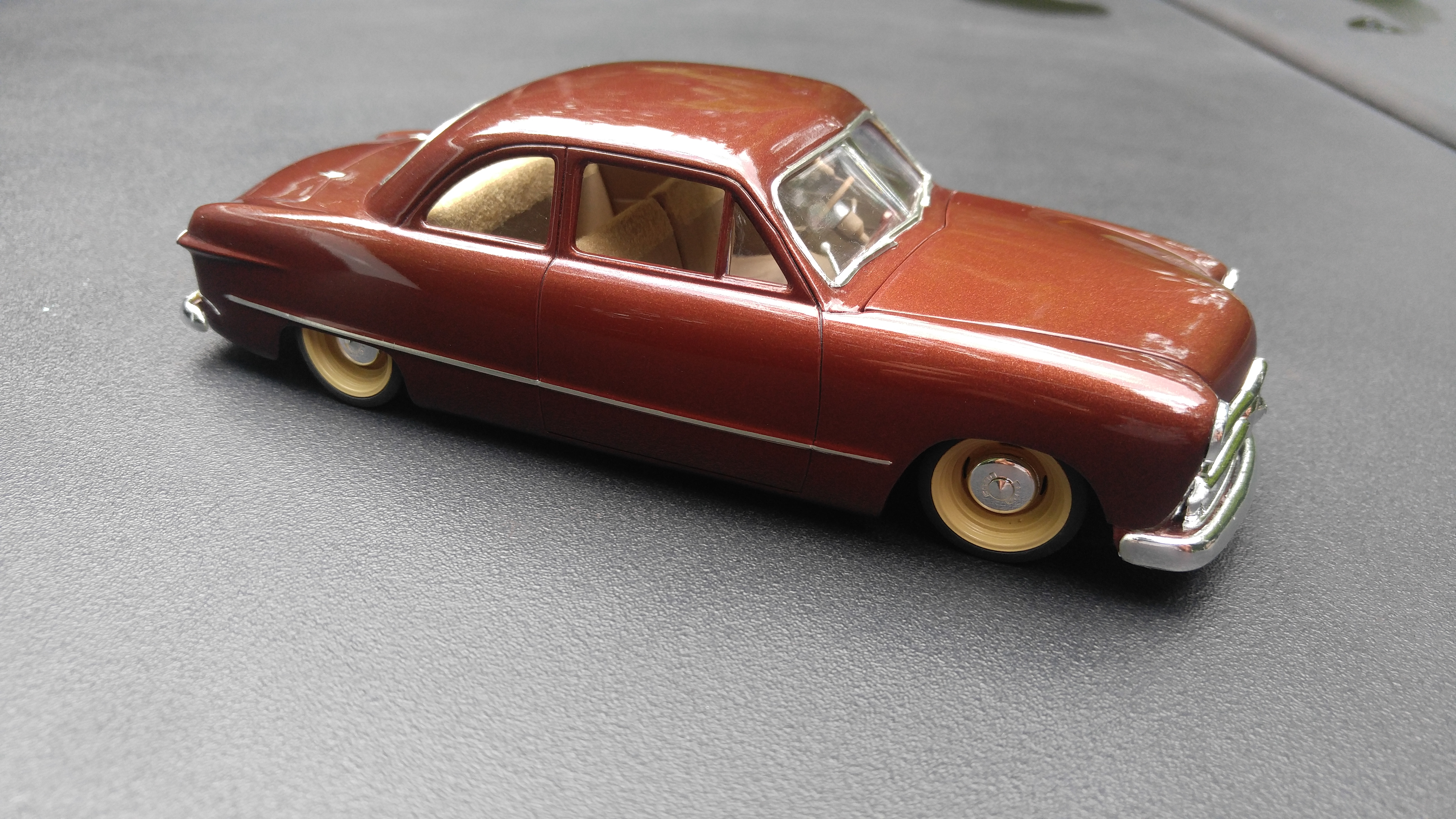 AMT 1949 Ford Coupe - Under Glass - Model Cars Magazine Forum
