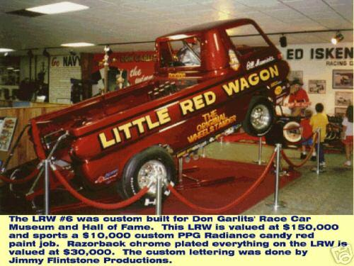 DODGE LITTLE RED WAGON @ Garlit's [01].jpg