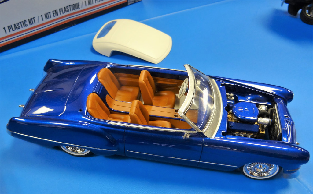 Foose Cadillac - Car Kit News & Reviews - Model Cars ...