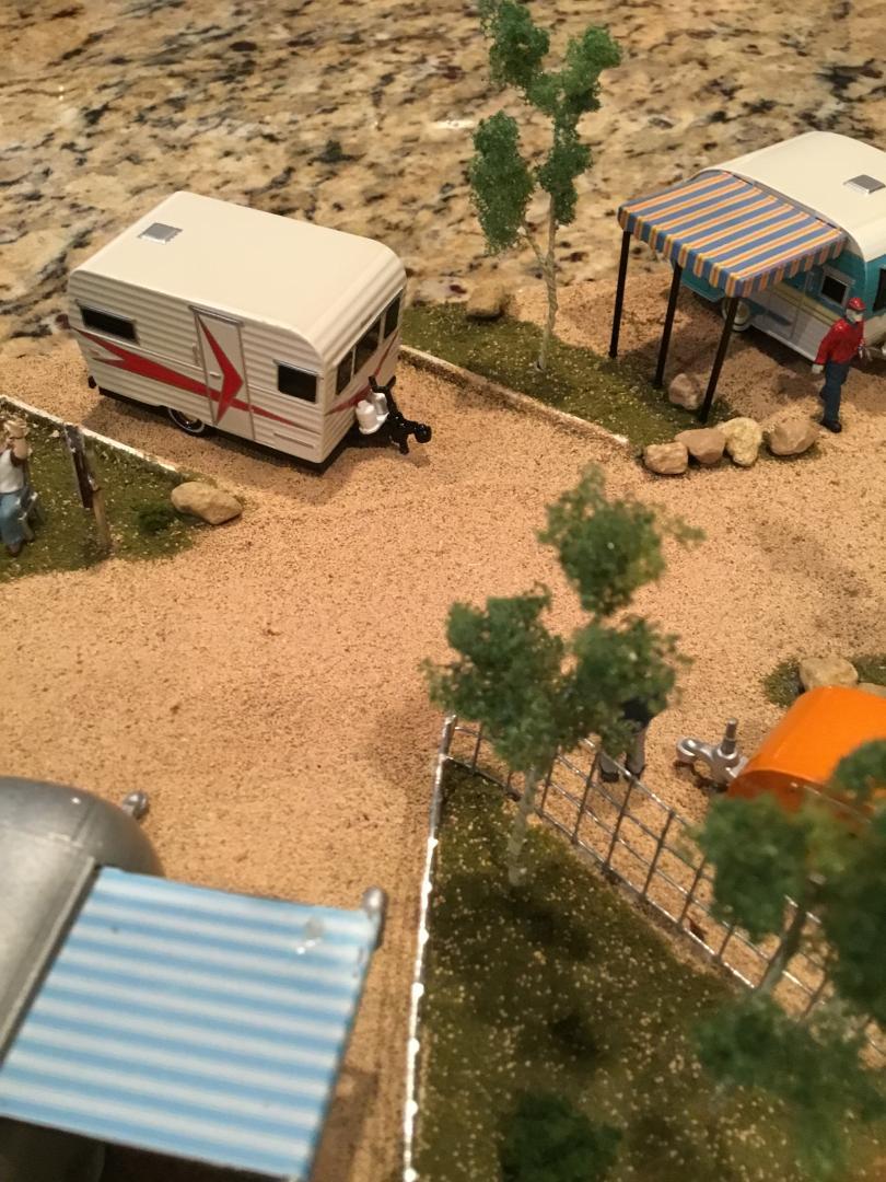 1 64 Camping Diorama Dioramas Model Cars Magazine Forum