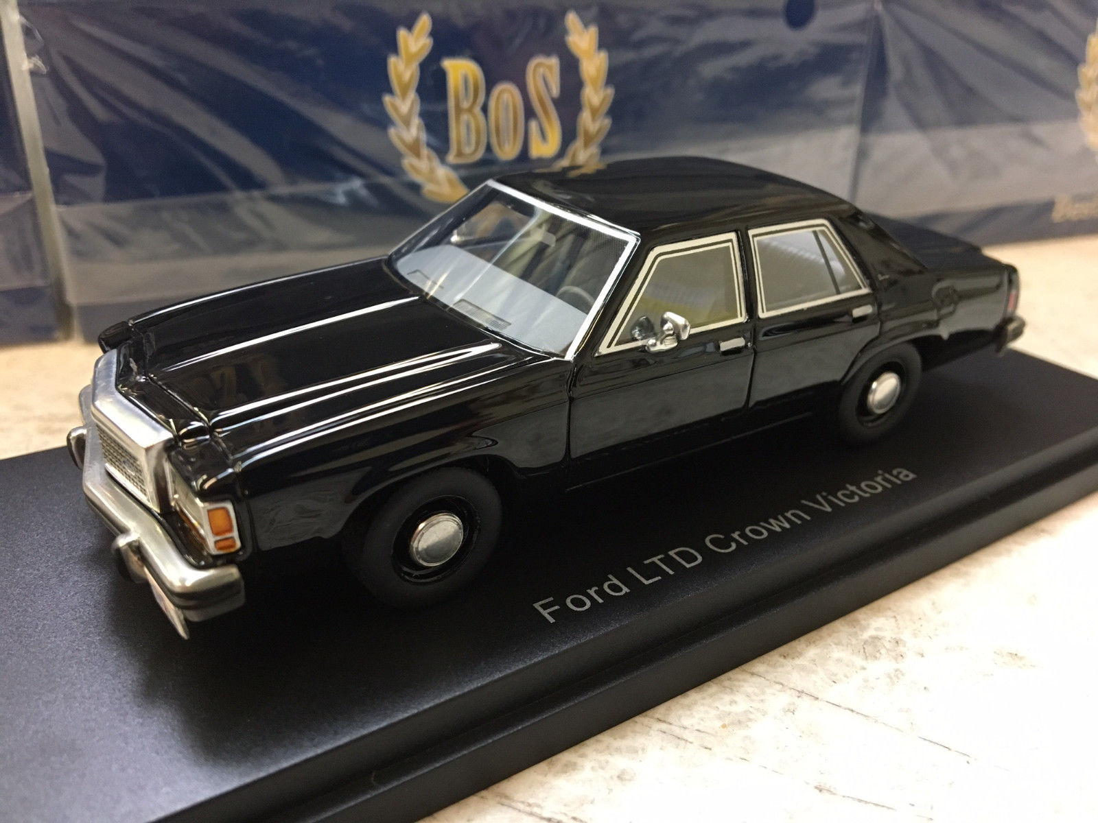 i found a 1  43 mib 86 ford crown vic pos