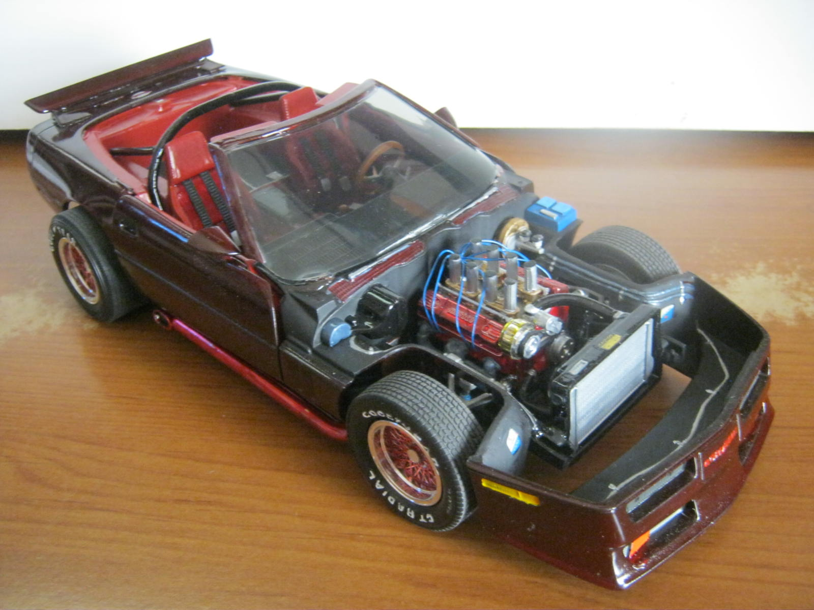 Mpc 116 1984 Corvette Roadster Big Boyz Model Cars Magazine Forum