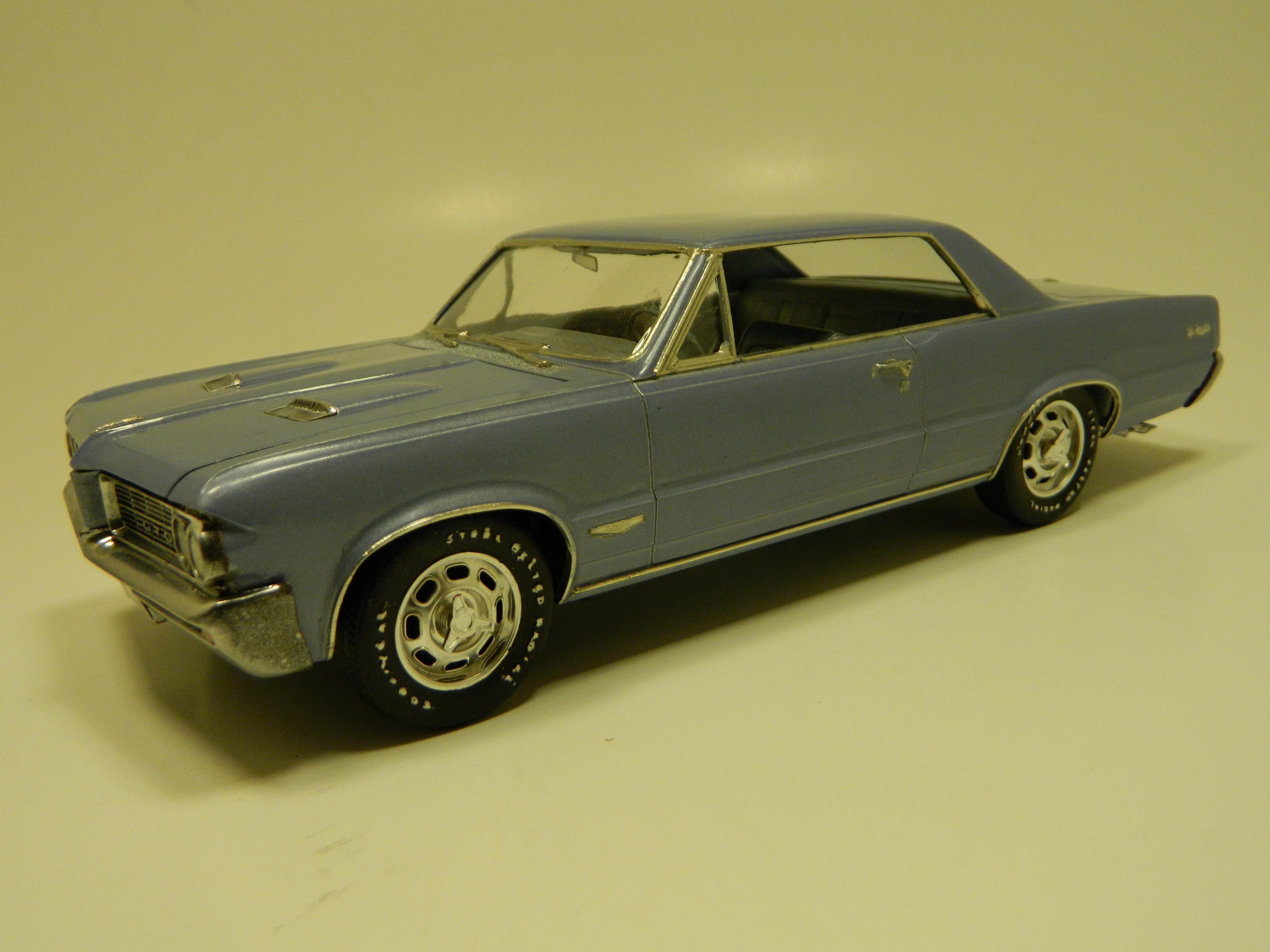 1964 Pontiac GTO - Under Glass - Model Cars Magazine Forum
