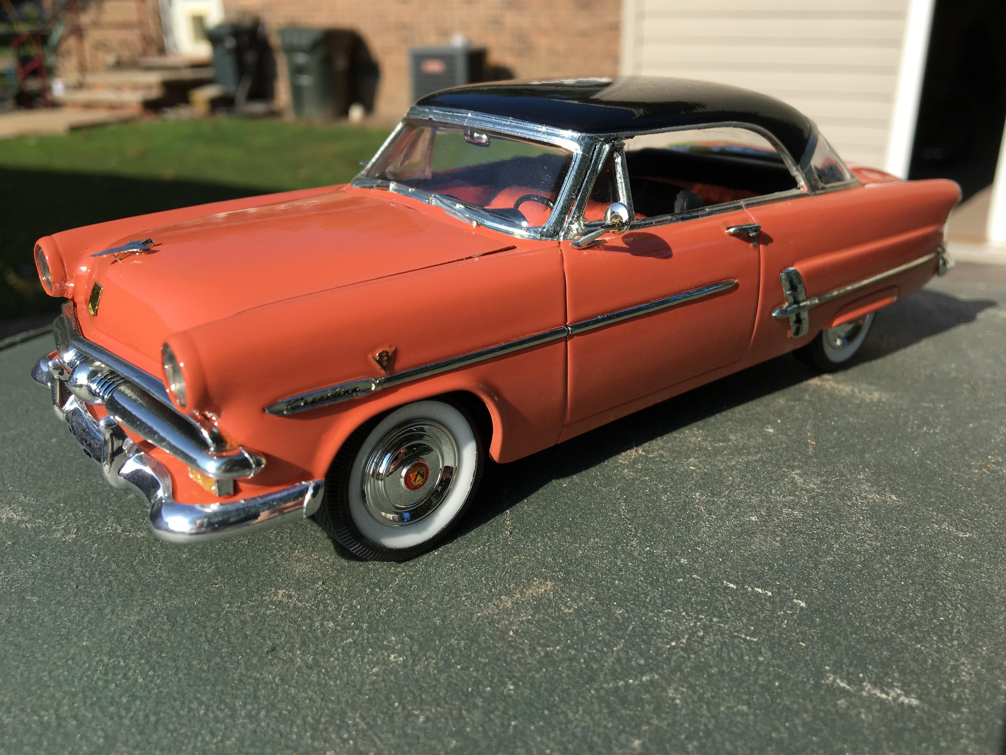 Martinez Used Cars >> 1953 Ford Victoria - Under Glass - Model Cars Magazine Forum