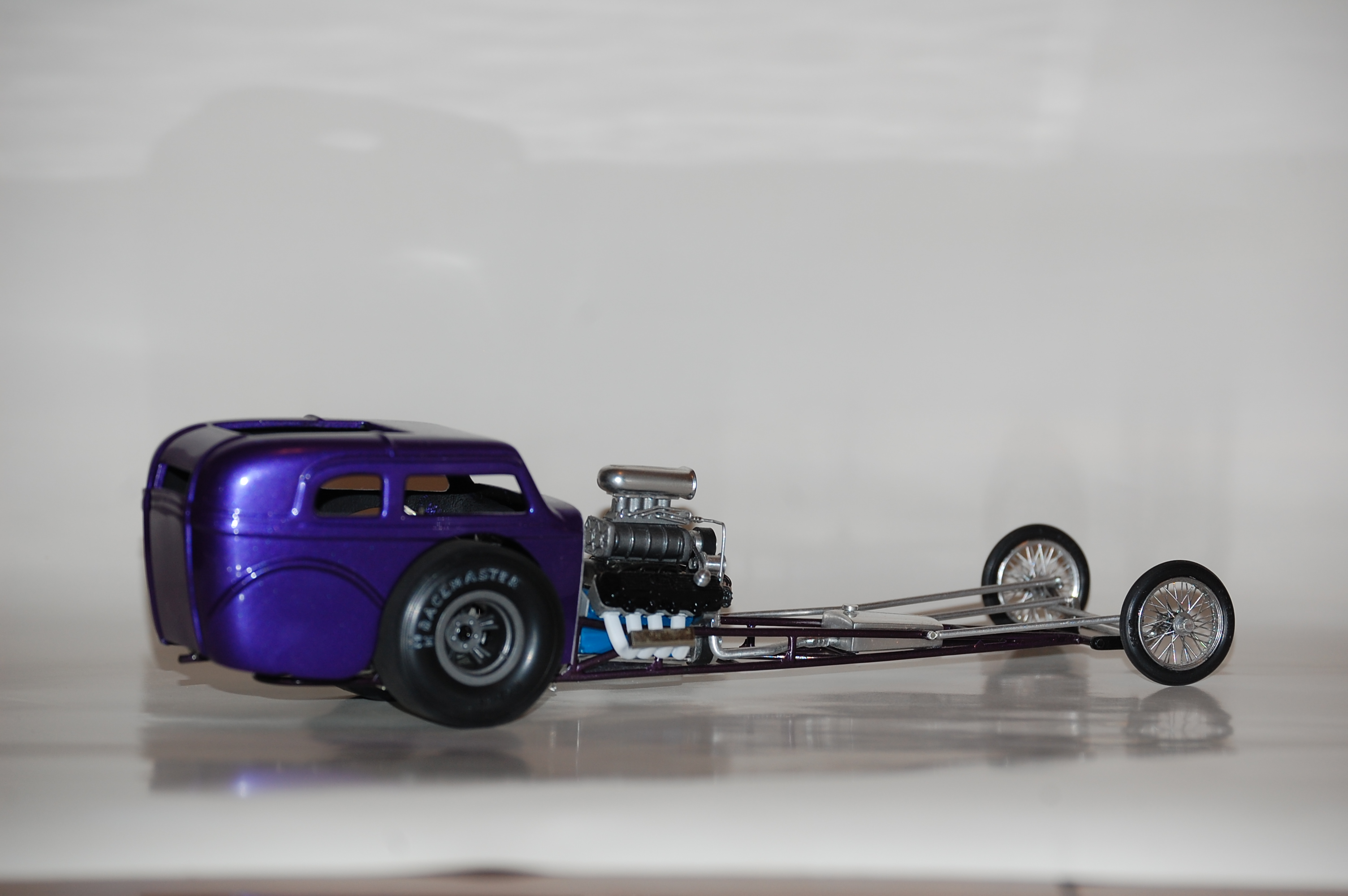 wire wheels??? - Drag Racing Models - Model Cars Magazine Forum