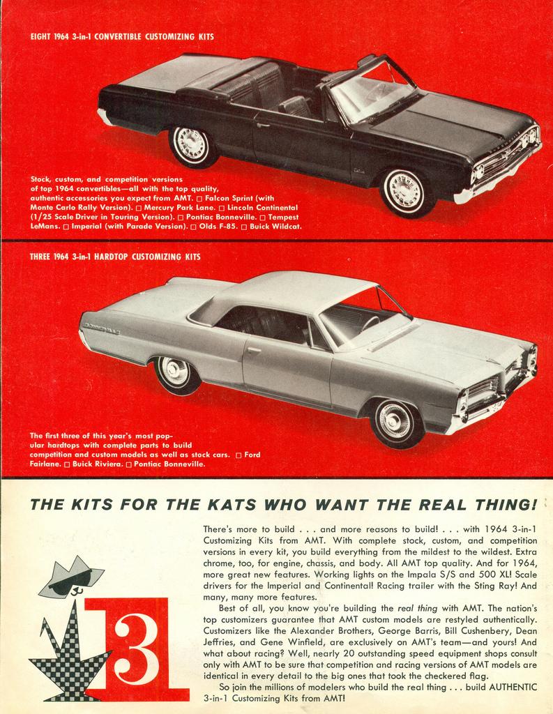 More Vintage Model Car Ads General Model Cars Magazine Forum