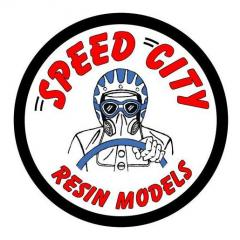 Speed City Resin