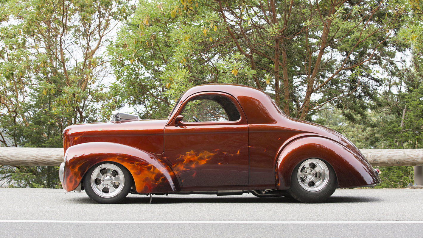 1941 WILLYS COUPE STREET ROD:Some Like It Hot:Killer Paint 2 Small.jpg