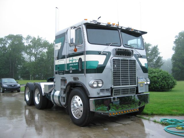 Freightliner Coe Questions The Truck Stop Model Cars Magazine Forum
